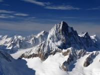 Berner Alpen, Sicht vom Finsteraarhorn