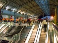 Bahnhof Bilbao-Abando