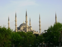 Blue Mosque, Istanbul 2007