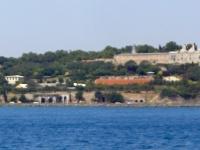 Istanbul: Panoramablick auf die historische Halbinsel