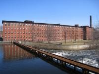 Boston Manufacturing Company mill complex, Waltham, MA - 1