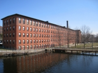Boston Manufacturing Company mill complex, Waltham, MA - 2