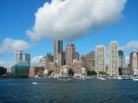 Boston downtown skyline Edit MichaLR