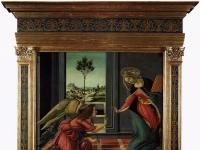 Botticelli: Annunciazione di cestello