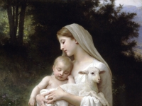 William Bouguereau: Die Unschuld (1893)
