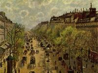 Boulevard Montmartre, Frühling