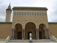 Bourguiba Mosque entrance