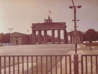 Brandenburger Tor (Ende 70er)