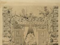 Brooklyn Museum - Archway Casa del Gobernador Uxmal Yucatan - Frederick Catherwood