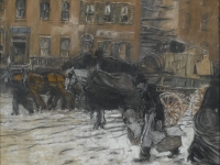 Brooklyn_Museum_-_Winter_on_21st_Street,_New_York_-_Everett_Shinn_-_overall