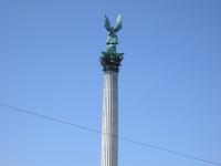 Budapest - Millennium monument
