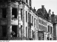 Dresden, Baustelle Residenzschloss