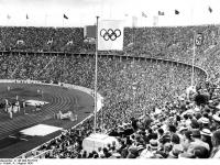 Berlin, Olympische Spiele im Olympiastadion (August 1936)