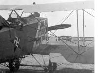 Marokko, Französisches Bombenflugzeug (1925).
