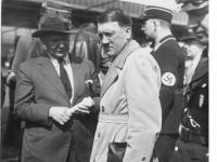 Berlin-Tempelhof, Hitler und Göring (1932)