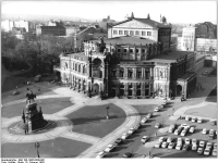Dresden, Semperoper (9 Februar 1985)
