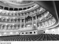 Dresden, Semperoper, Zuschauerraum (9 February 1985)