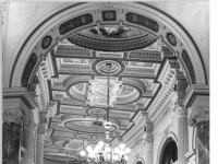 Dresden, Semperoper, Foyer (9 February 1985)