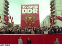 Berlin, 40. Jahrestag DDR-Gründung, Ehrengäste (7 Oktober 1989)