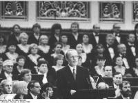 Berlin, Festakt DDR-Regierung, Lothar de Maizière (2.10.90)