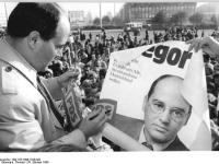 Berlin, PDS-Wahlkundgebung, Gregor Gysi