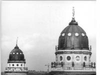 Bundesarchiv Bild 183-1990-1101-015, Berlin, Gendarmenmarkt, Deutscher Dom