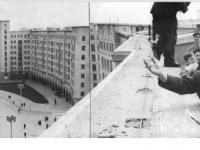 Bundesarchiv Bild 183-25615-0049, Berlin, Karl-Marx-Allee, Besuch Tschou En-lai