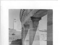 Bundesarchiv Bild 183-56769-0003, Gedenkstätte Buchenwald, Glockenturm