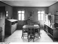 Weimar, Goethehaus, Arbeitszimmer