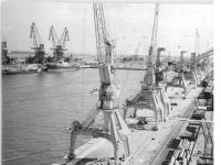 Bundesarchiv Bild 183-84166-0001, Rostock, Überseehafen