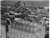 Bundesarchiv Bild 183-92773-0002, Rostock, Lange Straße, Möbelkaufhaus, Hafen