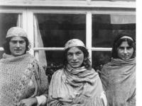 Warschau, drei Sinti und Roma-Frauen (September 1940)
