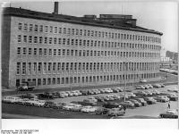 Berlin, Kurstraße, Gebäude des Zentralkommites der SED (20 May 1965)
