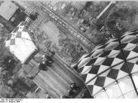 Berlin, Fernsehturm, Bau (7 Oktober 1968)