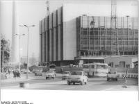 Berlin, Palast der Republik, Bau (13 November 1974)