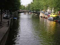 Canals - amsterdam nl