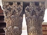 Capiteles islamicos de la Aljaferia