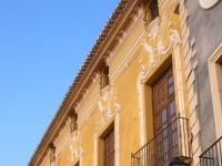 Casa Jaspe Ayuntamiento Cehegin Murcia