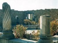 Volubilis, Haus der Säulen