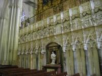 Kathedrale von Toledo, Spanien