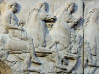Cavalcade south frieze Parthenon BM n2