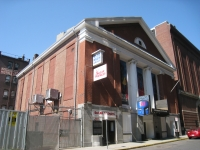 Charles Playhouse, Boston, MA - architect Asher Benjamin 1839