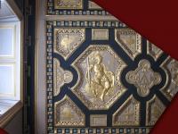 Chateau Fontainebleau: Teil einer Decke im Schloss