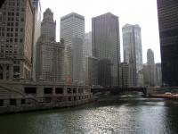 Chicago River from Michigan Avenue
