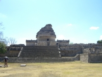 Observatorium in Chichen itza