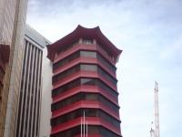 Chinese Pagoda Skyscraper Auckland