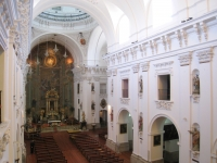 Church_of_San_Ildefonso,_Toledo_-_interior_2