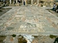 pavimentazione in opus sectile di marmi antichi