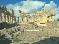 Tempio di Zeus, interno