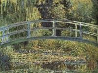Claude Monet: Wasserlilien-Teich (1899)